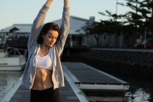 Kaip palaikyti tvirtą kūną be intensyvaus sporto?